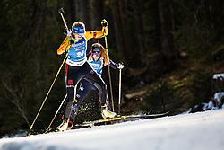 Franziska Preuss (GER) during the Women 15 km Individual Competition at day 2 of IBU Biathlon World Cup 2019/20 Pokljuka, on January 23, 2020 in Rudno polje, Pokljuka, Pokljuka, Slovenia. Photo by Peter Podobnik / Sportida