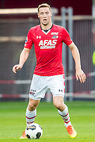 ALKMAAR - 10-09-2016, AZ - Willem II, AFAS Stadion, 2-0,  AZ speler Rens van Eijden