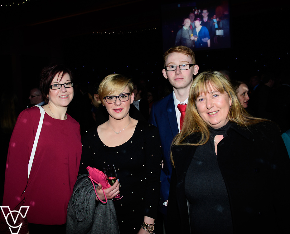 Lincolnshire Co-operative staff awards presentation event - Celebrating Success Evening - held at the Lincolnshire Showground.<br /> <br /> Picture: Chris Vaughan Photography<br /> Date: March 22, 2017