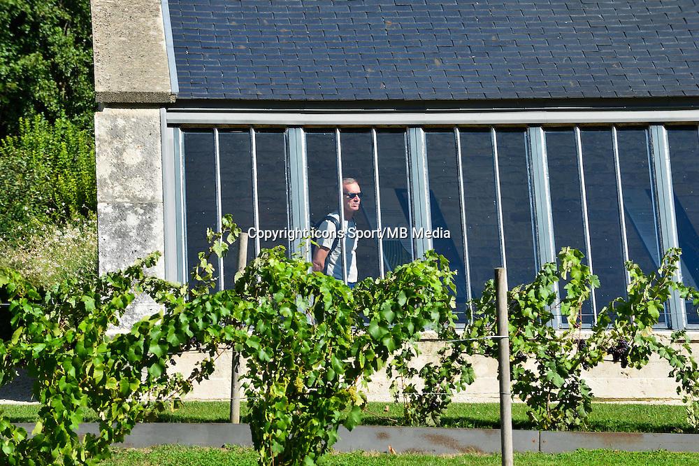 Jean Marc FURLAN - 02.09.2015 - Photo Officielle de Troyes - Ligue 1<br /> Photo : Dave Winter / Icon Sport