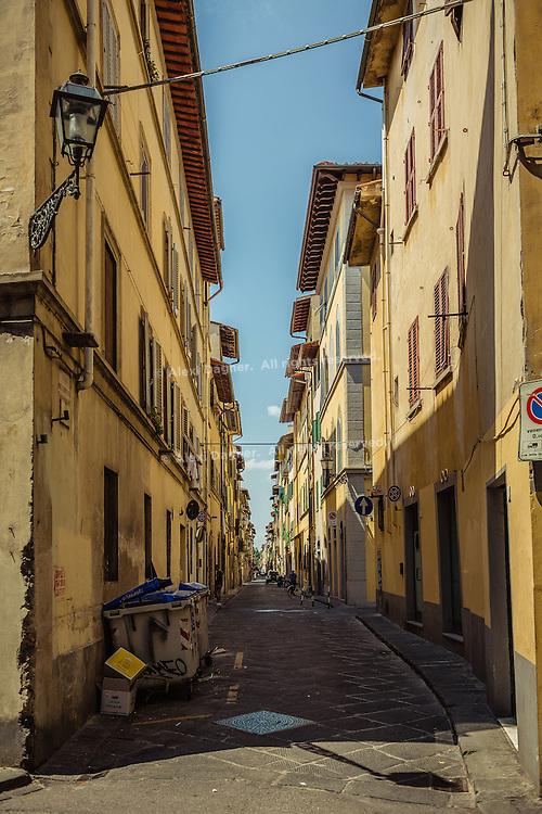 Narrow Street - Florence
