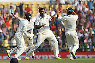 Cricket - India v South Africa 3rd Test at Nagpur Day 3