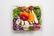 Tofu Citrus Salad from Riverwards ($9.50)