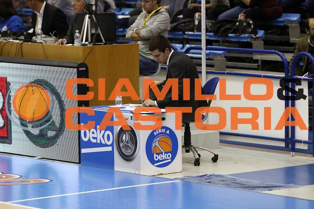 DESCRIZIONE : Capo dOrlando Lega A 2014-15 Orlandina UPEA Basket Acqua Vitasnella Cantu  <br /> GIOCATORE :  Giuseppe Sindoni<br /> CATEGORIA :  Vip Direttore Sportivo<br /> SQUADRA : Orlandina UPEA Basket Acqua Vitasnella Cantu  <br /> EVENTO : Campionato Lega A 2014-2015 <br /> GARA : Orlandina UPEA Basket Acqua Vitasnella Cantu  <br /> DATA : 14/12/2014<br /> SPORT : Pallacanestro <br /> AUTORE : Agenzia Ciamillo-Castoria/G. Pappalardo <br /> Galleria : Lega Basket A 2014-2015 <br /> Fotonotizia : Capo dOrlando Lega A 2014-15 Orlandina UPEA Basket Acqua Vitasnella Cantu