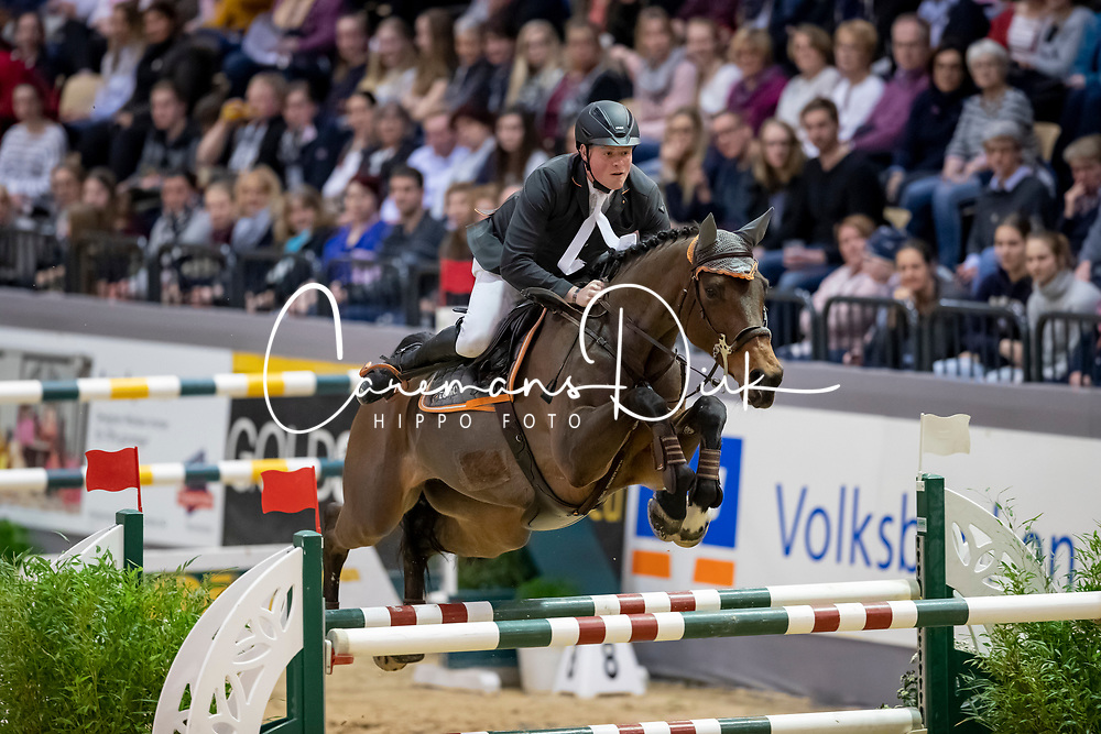 Wernke Jan, GER, Queen Mary<br /> Prize of Performance Sales International<br /> Neumünster - VR Classics 2019<br /> © Hippo Foto - Stefan Lafrentz