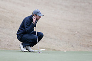 March 19, 2018: The Oklahoma Christian University men's golf team participates in the Broncho Invitational at Oak Tree Country Club in Edmond, Oklahoma.