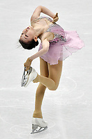 Elisabet TURSINBAEVA Kazakhstan <br /> Ladies Free Skating  <br /> Milano 23/03/2018 Assago Forum <br /> Milano 2018 - ISU World Figure Skating Championships <br /> Foto Andrea Staccioli / Insidefoto