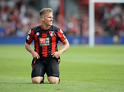 Dejected Matt Ritchie of Bournemouth - Mandatory byline: Alex James/JMP - 07966386802 - 29/08/2015 - FOOTBALL - Dean Court -Bournemouth,England - AFC Bournemouth v Leicester City - Barclays Premier League