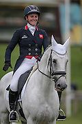 QUICKLOOK V	ridden by Gemma Tattersall at Bramham International Horse Trials 2016 at Bramham Park, Bramham, United Kingdom on 9 June 2016. Photo by Mark P Doherty.