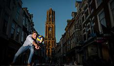 20160419 NED: Portret Jelle van Jaarsveld, Utrecht