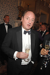 The HON.NICHOLAS MONSON at a pub style quiz night in aid of Rapt at Willaim Kent House, The Ritz, London on 25th June 2006.  The questions were composed by Judith Keppel and the winning team won £1000 to donate to a charity of their choice.<br /><br />NON EXCLUSIVE - WORLD RIGHTS