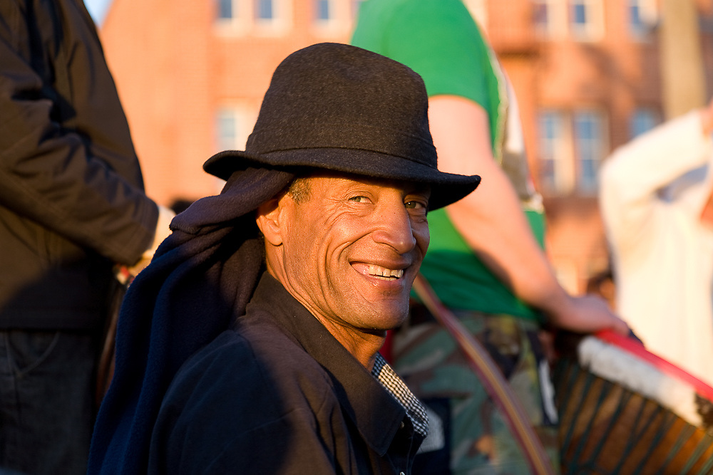 Sunset Portrait in LA