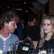 NLD/Amsterdam/20131101 - JFK Gala 2013, the Greatest Man 2013, Celine Huisman