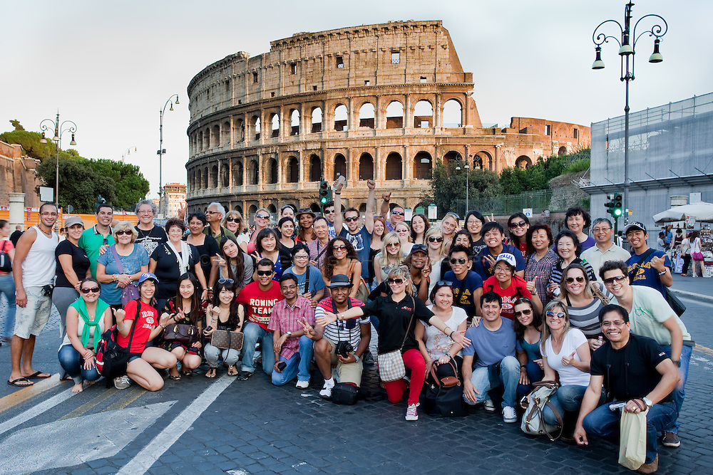 Touring Europe with Expat Explore on the 26 day Ultimate Europe Tour. This is a group photo from the tour when we were in Rome. Event and portrait photography and videography all along the Mississippi Gulf Coast. Serving Biloxi, Gulfport, Pascagoula, Long Beach, Pass Christian, Waveland, Ocean Springs, and Bay St. Louis.