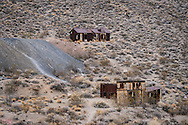 Leadville, Titus Canyon, Death Valley National Park, California