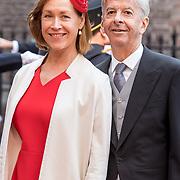 NLD/Den Haag/20170919 - Prinsjesdag 2017, Plasterk en partner