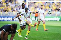 Brock JAMES - 18.04.2015 - Clermont / Saracens - 1/2Finale European Champions Cup<br />Photo : Jean Paul Thomas / Icon Sport