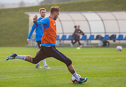 Amir Drevisevic during practice session of Slovenian national football team, on October 8, 2018 in National Football Center Brdo, Kranj, Slovenia. Photo by Urban Meglic / Sportida