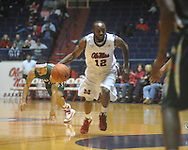 "Ole Miss guard Chris Warren (12)  at C.M. ""Tad"" Smith Coliseum in Oxford, Miss. on Monday, December 13, 2010."