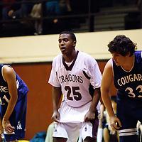 Drew Boys Varsity Basketball 010811