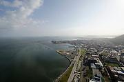 Vistas de la Avenida Balboa y Albrook, ciudad de  Panamá.  Panamá, 14 de enero de 2013. (Victoria Murillo/Istmophoto)