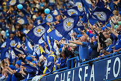 Leicester City entry the stadium - Mandatory byline: Jason Brown/JMP - 15/05/2016 - FOOTBALL - London, Stamford Bridge - Chelsea v Leicester City - Barclays Premier League
