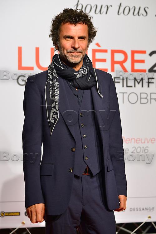 Eric Lartigau<br /> Lyon 8 oct 2016 - Festival Lumi&egrave;re 2016 - C&eacute;r&eacute;monie d&rsquo;Ouverture<br /> 8th Film Festival Lumiere In Lyon : Opening Ceremony