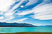 Lake Pukaki, Canterbury, South Island,New Zealand