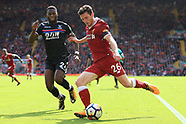 Liverpool v Crystal Palace - 19 Aug 2017
