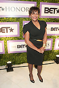 7 February-Washington, D.C: Photographic Artist Carrie Mae Weems attends the BET Honors Honoree Dinner held at the National Museum of Women in the Arts on February 7, 2014 in Washington, D.C.  (Terrence Jennings)