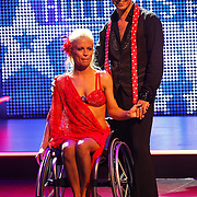 NLD/Hilversum/20100910 - Finale Holland's got Talent 2010, Alex en Jaqueline Glijn