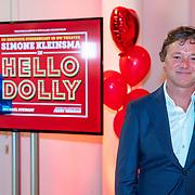 NLD/Amsterdam/20190521 - Perspresentatie musical Hello Dolly,