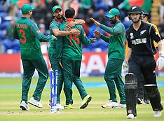New Zealand v Bangladesh - 9 June 2017