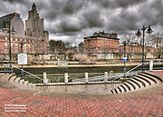 HDR View of the Gondola Landing Site, Providence Rhode Island - Just for Fun
