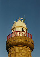 Lighthouse at Dunmore East Harbour Waterford Ireland