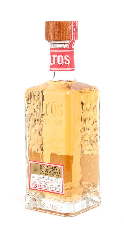 Olmeca Altos Reposado -- Image originally appeared in the Tequila Matchmaker: http://tequilamatchmaker.com