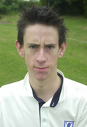 ADAM WESTON FINEDON CC 2004 Cricket Cricket