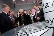 8/2/2008.free picture no charge for use.Pictured yesterday at the opening of the Edmund Rice International Heritage Centre and Museum in Waterford by An Taoiseach, Bertie Ahern, was from left Bro Michael Godfrey,  Chairman of Centre's Board, Senator Brendan Kenneally, An Taoiseach, Bertrie Ahern, Barry O' Brien, Edmund Rice International Heritage Centre and Andy Kuppe,  Edmund Rice International Heritage Centre..Picture Dylan Vaughan.