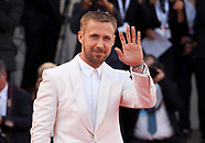 Venice Film Festival First Man Premiere and Opening Ceremony