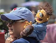 Santa Monica Puppet Parade 2013