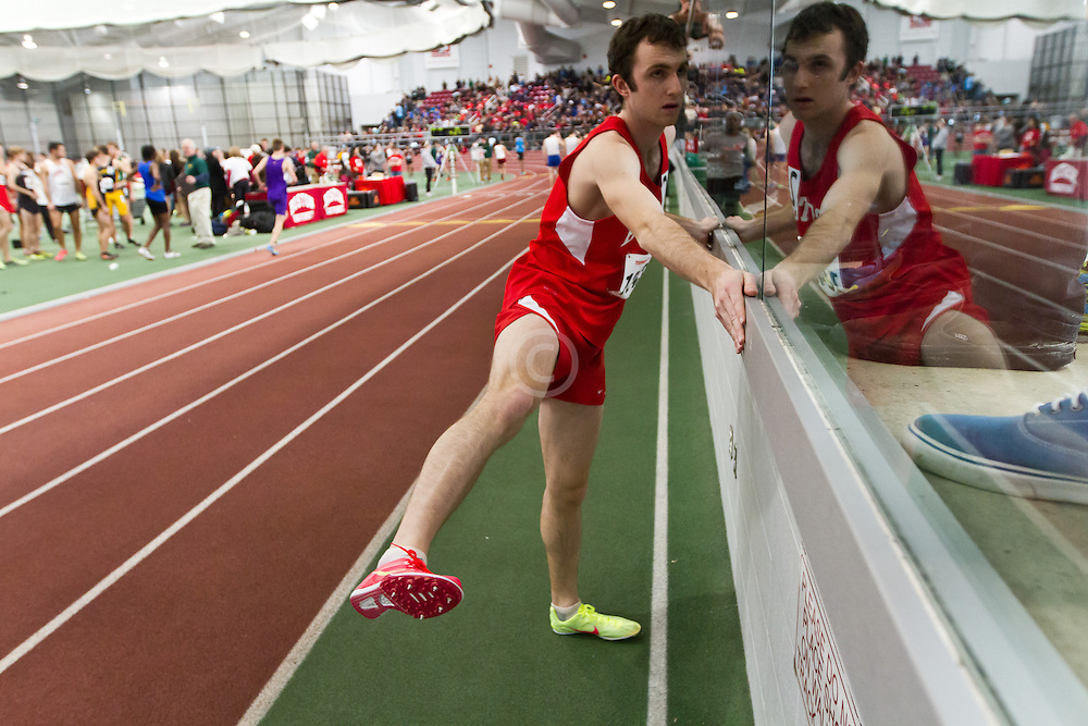 Boston University Terrier Invitational Indoor Track Meet