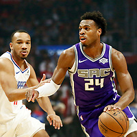 12-26 SACRAMENTO KINGS AT LA CLIPPERS