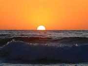 A perfect sunrise over Tamarama Beach
