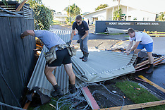 Tauranga-Clean up begins after Mt Maunganui tornado