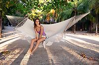 Photo Dan Kullberg to ELLE Sweden in Costa Rica at Casas Capitan<br />Stylist Jenny Fredriksson Hair &amp; Make Up Nina Belkhir