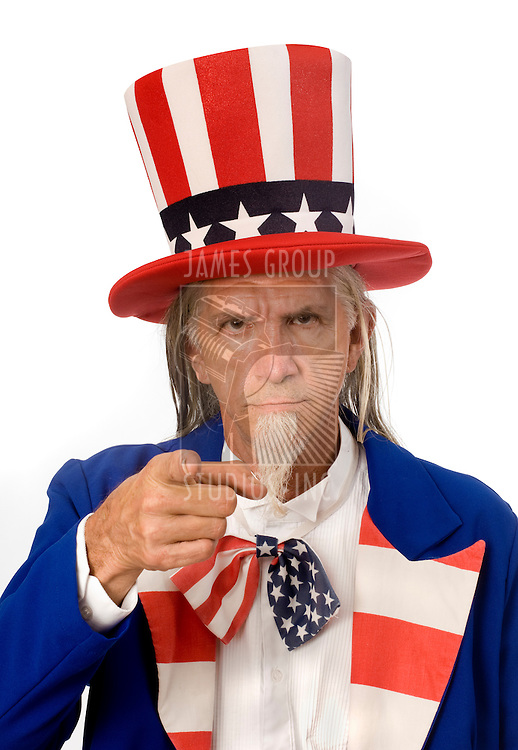 Uncle Sam pointing at the camera in the classic poster pose