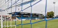 Roskilde Idrætspark før kampen i NordicBet Ligaen mellem FC Roskilde og Vendsyssel FF den 18. august 2019 i Roskilde Idrætspark (Foto: Claus Birch)