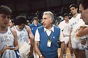 Europeo Stoccarda 1985<br /> Sandro Gamba