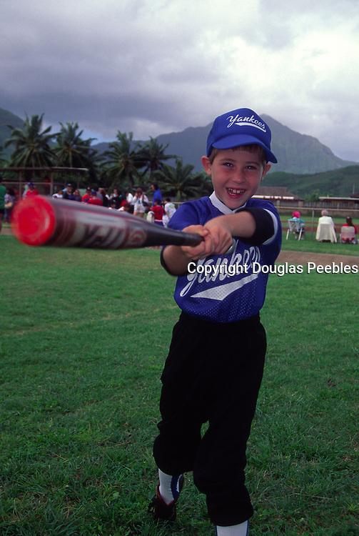 Boy with bat<br />