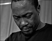 Pablo Dembele, master drummer